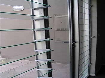 Glass & Plant Room Louvres